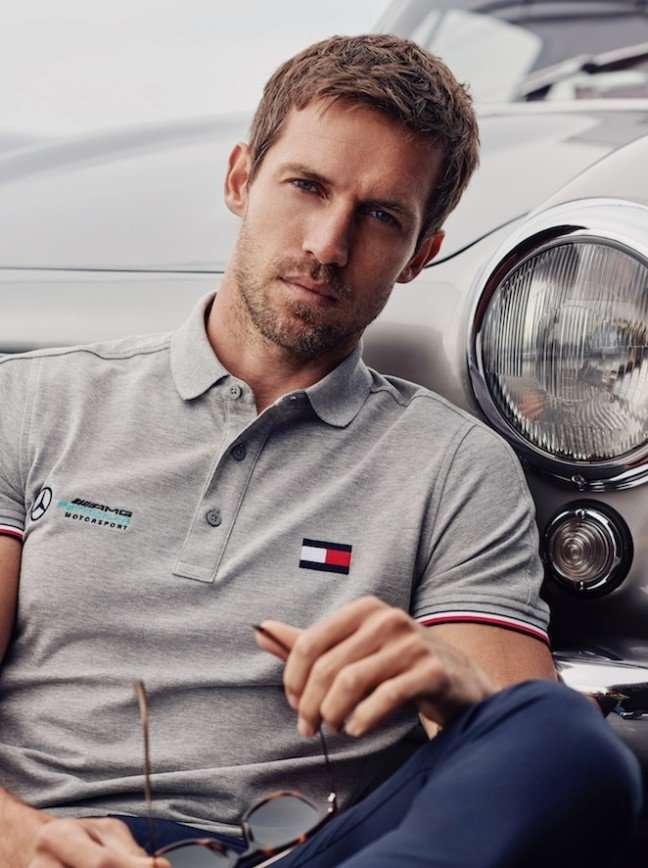 Классика и скорость: Tommy Hilfiger и Mercedes Benz выпустили коллекцию мужской одежды