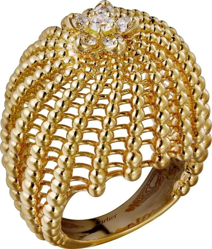 Неколючая ювелирка от Cartier