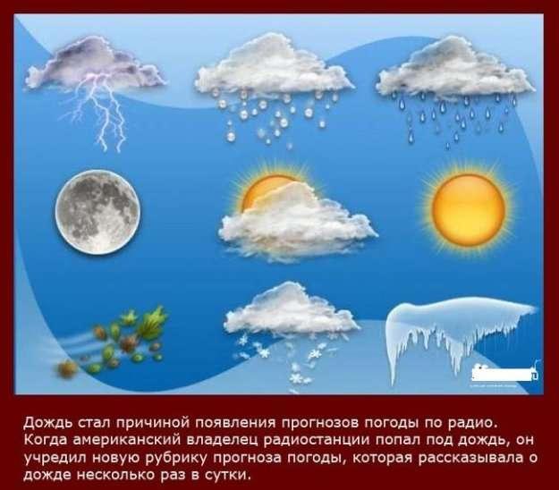 Много ли мы знаем о дожде