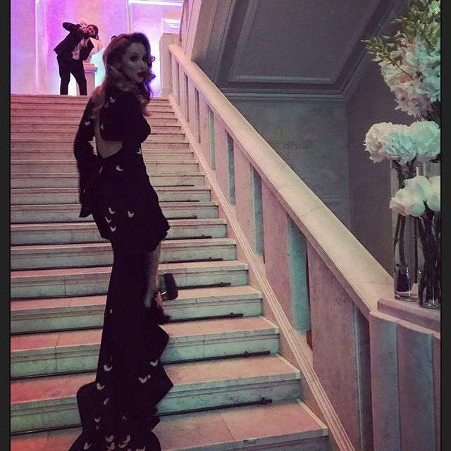 «Как мама с дочкой»: Темникова и Лобода на вечеринке Tiffany