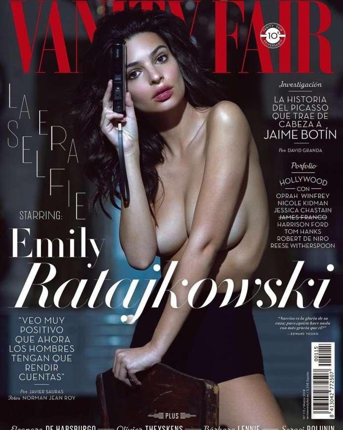 «Само совершенство»: Эмили Ратаковски снялась в откровенной фотосессии