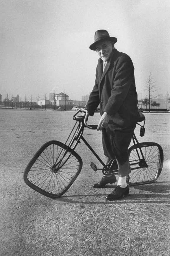 Невероятные модели велосипедов