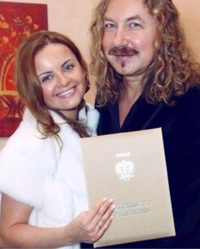 Игорь Николаев и Юлия Проскурякова празднуют годовщину свадьбы