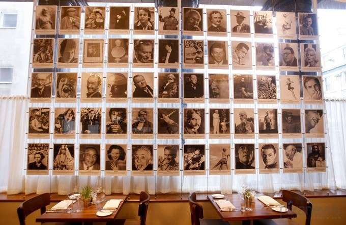 Необычные рестораны в мире