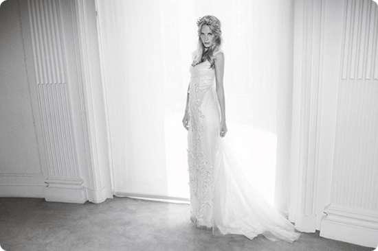 Свадебные платья от Alberta Ferretti