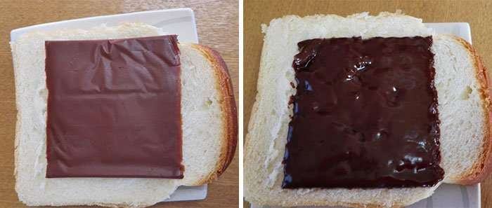 Шоколад для бутербродов и не только