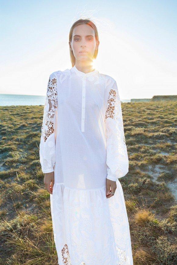 Весенняя коллекция 2017 дизайнера Яны Недзвецкой