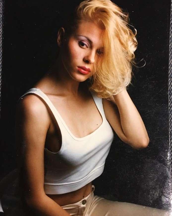 Звезда сериала «Ольга» Яна Троянова показала, как выглядела 20 лет назад