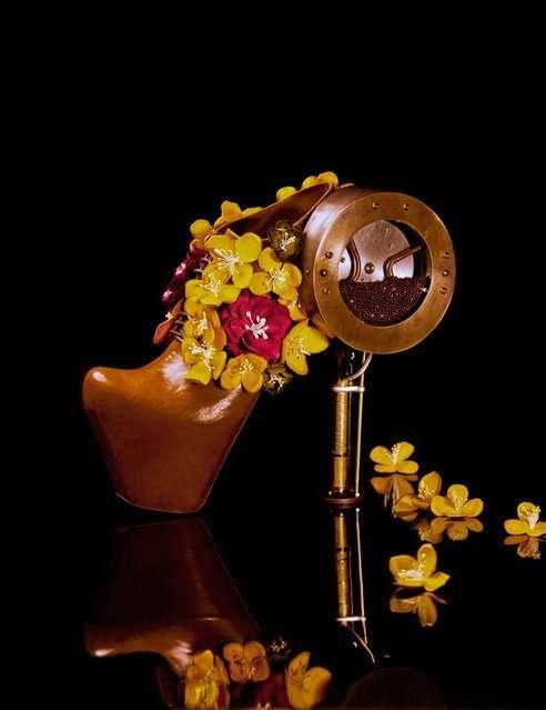 Необычная обувь от Масая Кусино