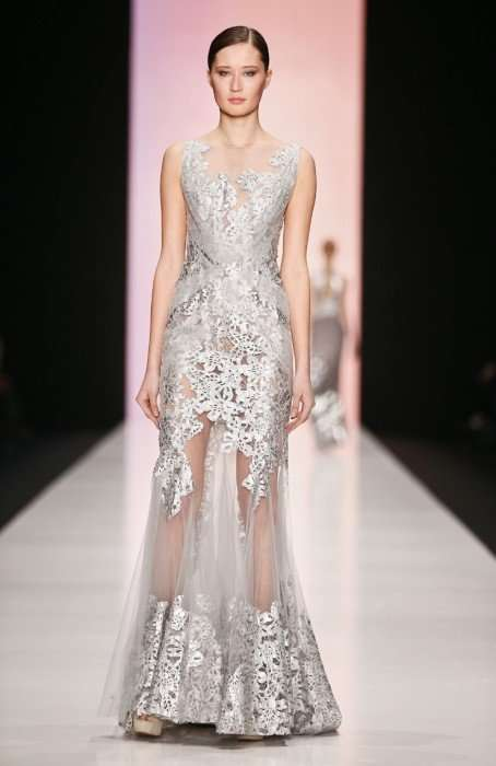 Mercedes-Benz Fashion Week Russia // Показ Tony Ward Couture
