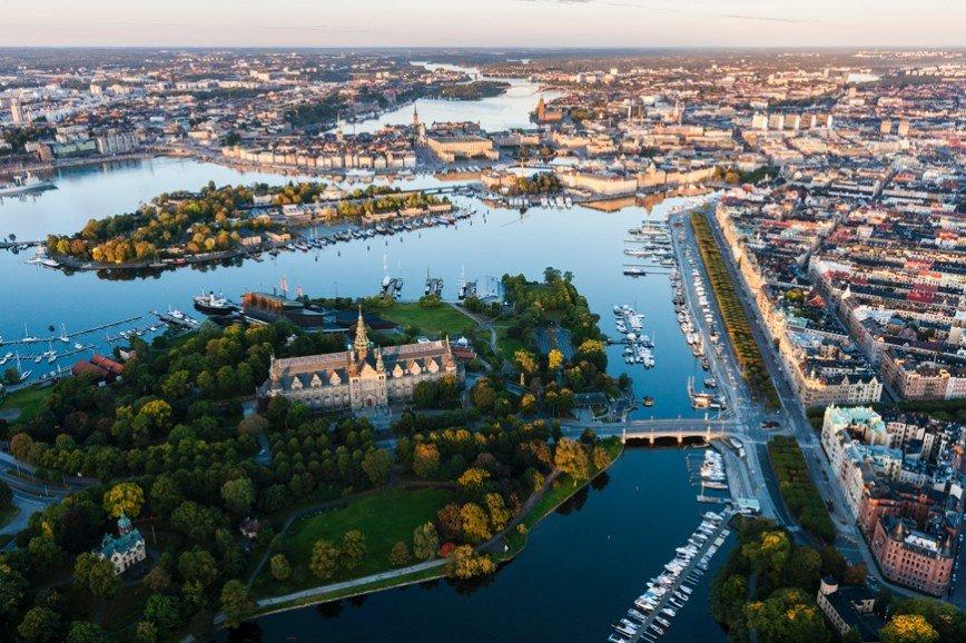 Музыкальный Стокгольм: 7 мест силы для поклонников «Евровидения»