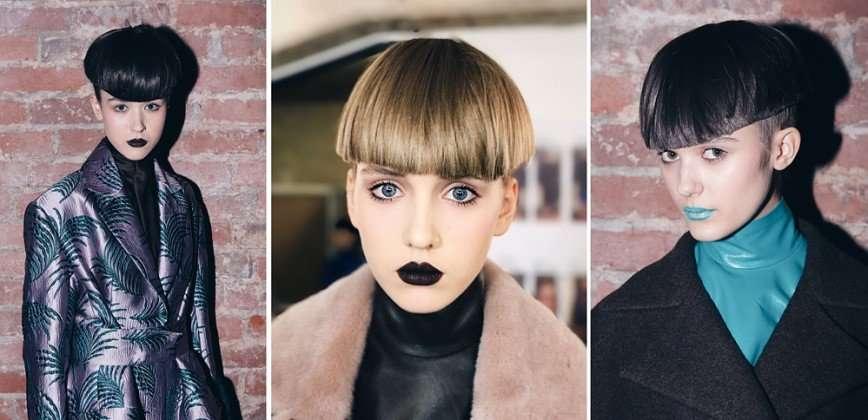 Макияж и причёски с показа Viva Vox FW17