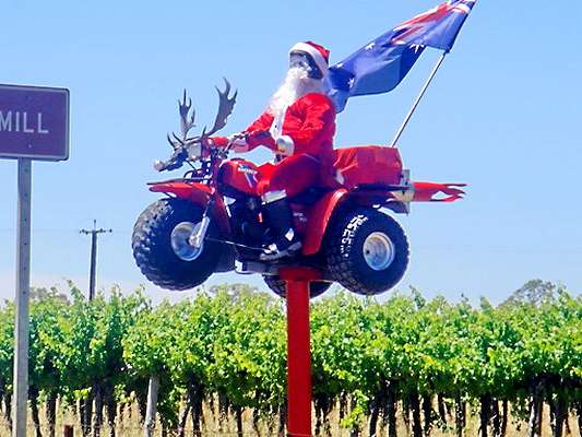 Приключения австралийских Санта Клаусов