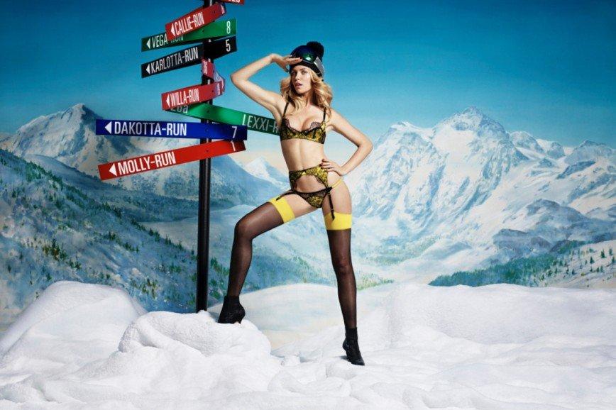 Новая коллекция от Agent Provocateur: Holiday 2015