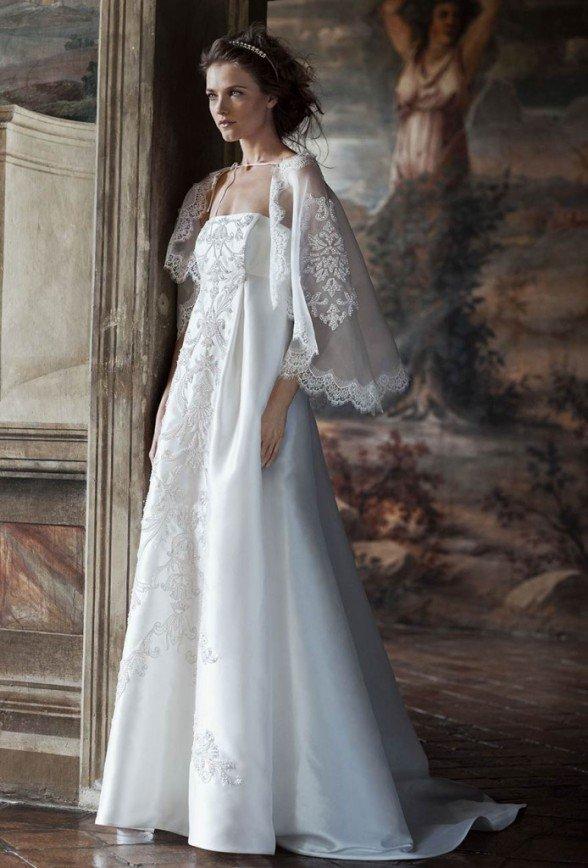 Свадебные платья Alberta Ferretti 2016