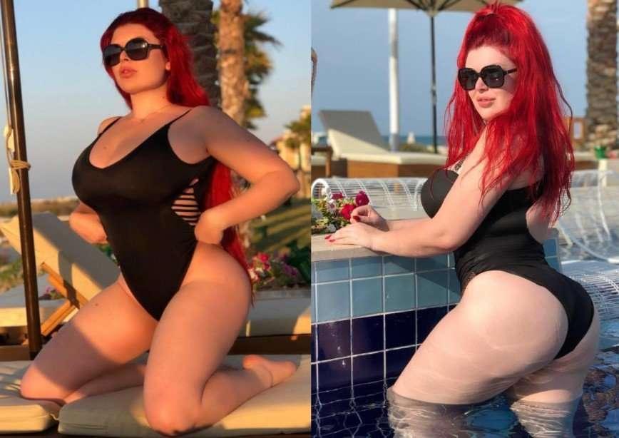 Больше не буду моделью plus size: Юлия Рыбакова решила похудеть до 65 кг