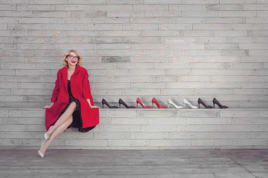Эвелина Хромченко выпустила капсульную коллекцию обуви и аксессуаров