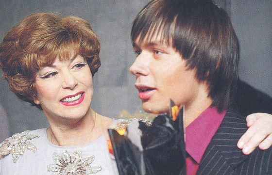 Эдита Пьеха считает внука Стаса самовлюбленным эгоистом
