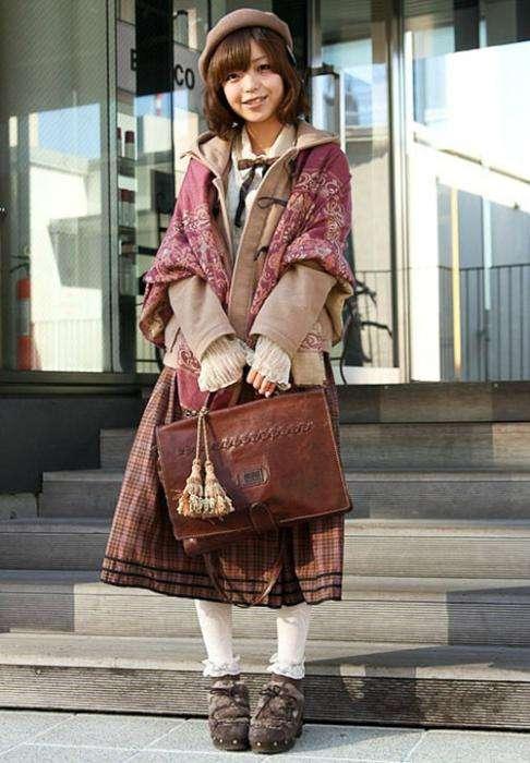 Японский стиль мори