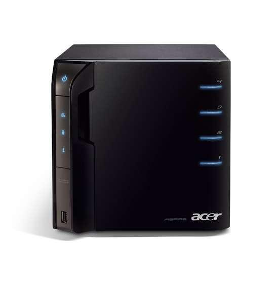 Домашний сервер Acer Aspire easyStore H340