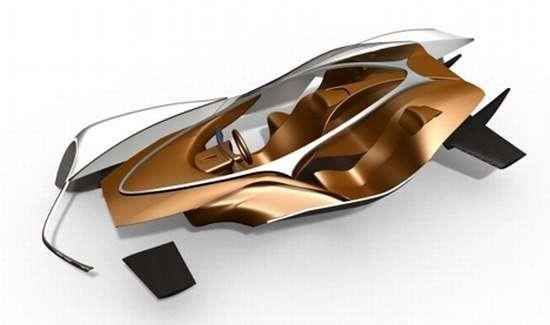 Концепт электромобиля Avatar