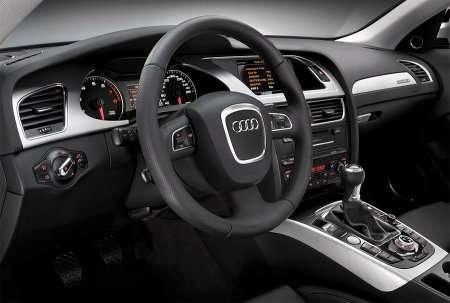 Автомобиль Audi A4 allroad quattro 2010