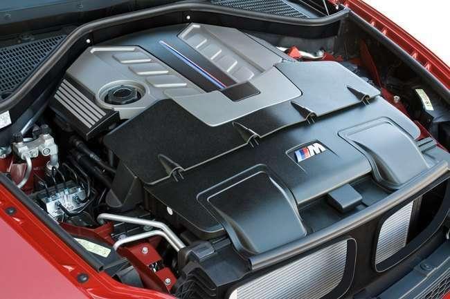 Новые модели BMW X5 M и BMW X6 М