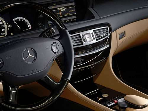 Mercedes-Benz CL 500 Trademark Centenary