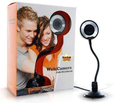 Веб-камера Canyon CNR-WCAM613G