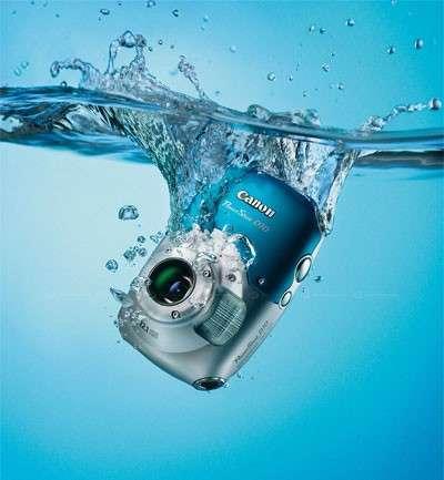 12-мегапиксельная фотокамера Canon D10