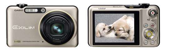 Фотокамера Casio EX-FC150
