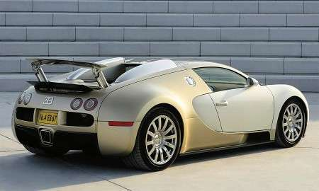 Автомобиль Bugatti Centenaire