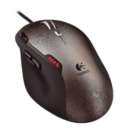 Мышь Logitech Gaming Mouse G500