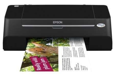 Струйный принтер Epson Stylus Т27