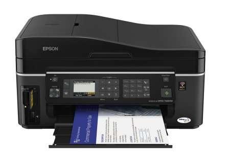 МФУ Epson Stylus Office TX600FW