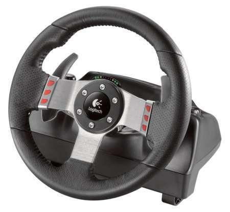 Руль Logitech G27 Racing Wheel