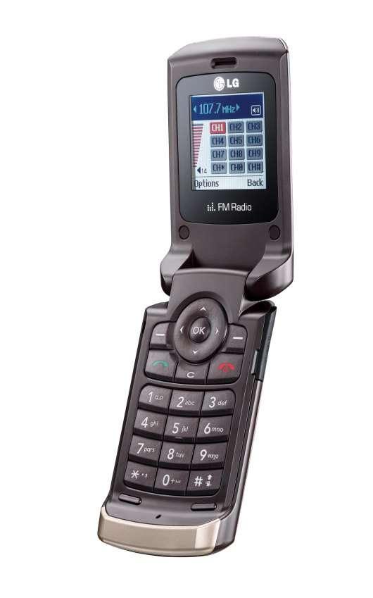 Телефон LG GB125