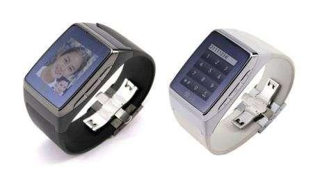 Телефон-часы LG-GD910