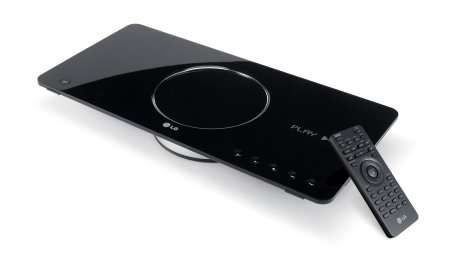 DVD проигрыватель LG TS200