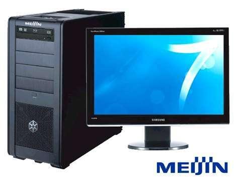 Новый ПК Meijin на базе Intel Core i7 870