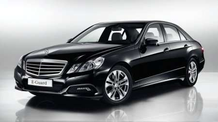 Mercedes-Benz E-Class E-Guard