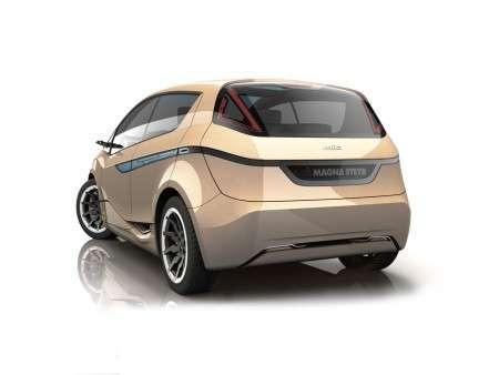 Электрический концепт Mila EV компании Magna Steyr