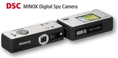 Фотокамера Minox DSC