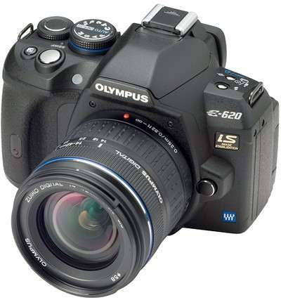 Фотокамера Olympus E-620