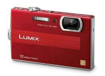 Panasonic Lumix DMC-FP8
