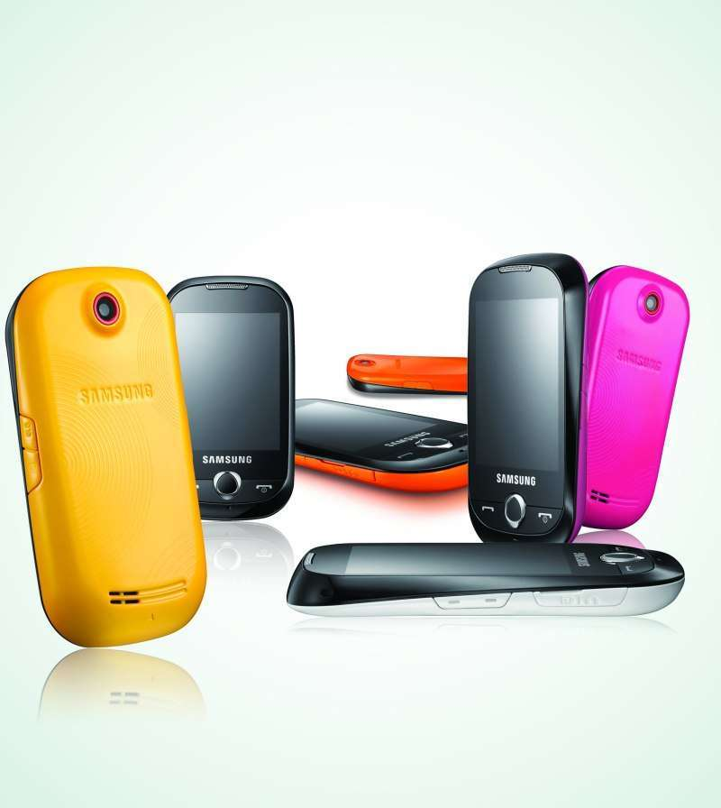 Тачфон Samsung Corby