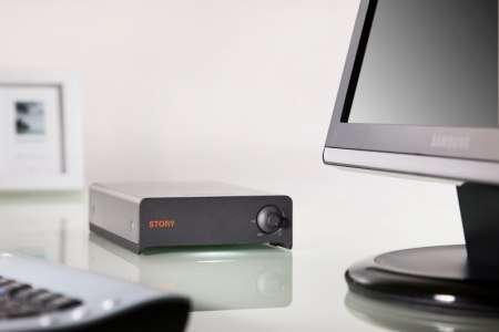 Внешний HDD Samsung Story Station