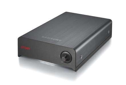 Внешний жесткий диск eSATA Samsung Story Station Plus