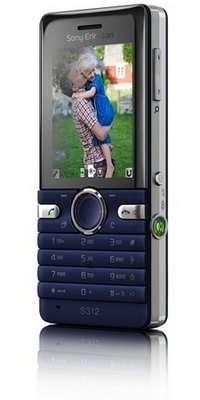 Телефон Sony Ericsson S312