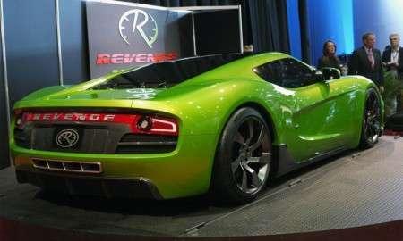 Суперкар Verde Supercar